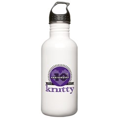 10th Anniversary Purple Water Bottle