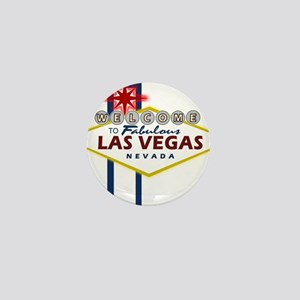 VegasSign Mini Button