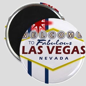 VegasSign Magnet
