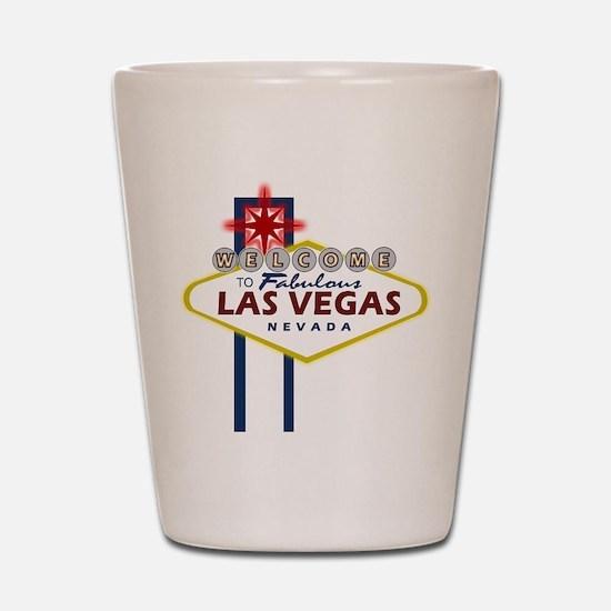 VegasSign.PNG Shot Glass