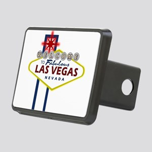 VegasSign Rectangular Hitch Cover