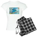 6 Women's Light Pajamas