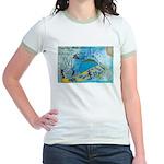6 Jr. Ringer T-Shirt