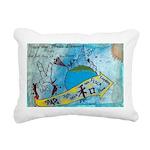 6 Rectangular Canvas Pillow