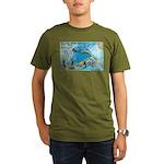 6 Organic Men's T-Shirt (dark)