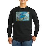 6 Long Sleeve Dark T-Shirt