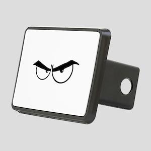 Eye Rectangular Hitch Cover