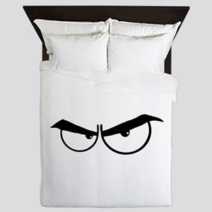 Eye Queen Duvet