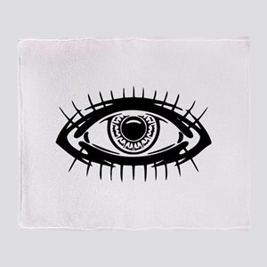 Eye Throw Blanket