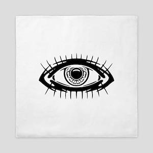Eye Queen Duvet