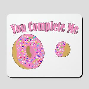 YouCompleteMe Mousepad