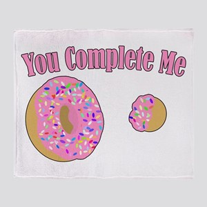 YouCompleteMe Throw Blanket