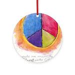 2 Ornament (Round)