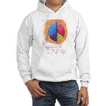 2 Hooded Sweatshirt