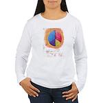 2 Women's Long Sleeve T-Shirt