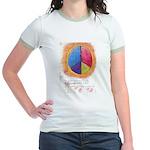 2 Jr. Ringer T-Shirt