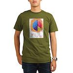 2 Organic Men's T-Shirt (dark)