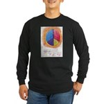 2 Long Sleeve Dark T-Shirt
