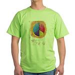 2 Green T-Shirt