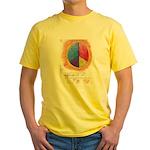 2 Yellow T-Shirt