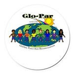 GPAR_2012_FINAL_02 Round Car Magnet