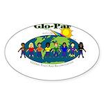 GPAR_2012_FINAL_02 Sticker (Oval)