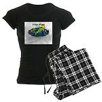 GPAR_2012_FINAL_02 Women's Dark Pajamas