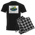 GPAR_2012_FINAL_02 Men's Dark Pajamas