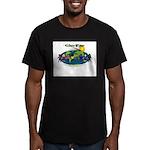 GPAR_2012_FINAL_02 Men's Fitted T-Shirt (dark)