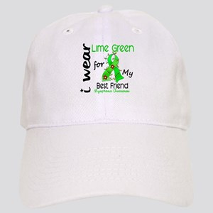 I Wear Lime 43 Lymphoma Cap