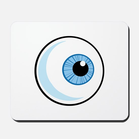 Eye Mousepad