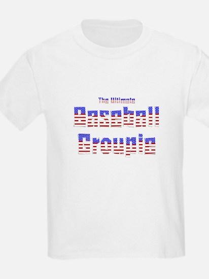 Baseball Groupie T-Shirt
