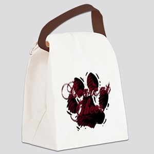 PRBCHEER2 Canvas Lunch Bag