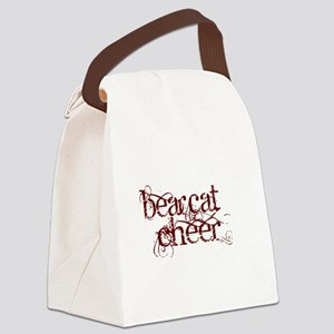 BCHEER12 Canvas Lunch Bag