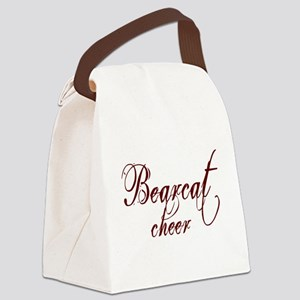 BCHEER17 Canvas Lunch Bag