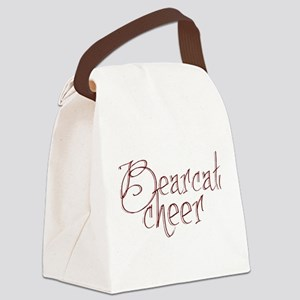 BCHEER18 Canvas Lunch Bag