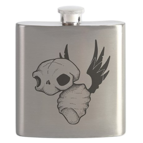 Death Angel Flask