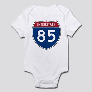 Interstate 85 Infant Creeper