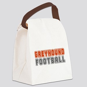 GREYHOUNDFB3.png Canvas Lunch Bag