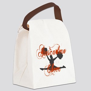 ATOWN_CHEER2.png Canvas Lunch Bag