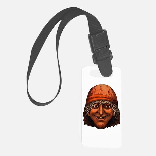 vtg gypsy witch.png Luggage Tag