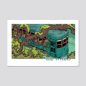 Streetcar Mini Poster
