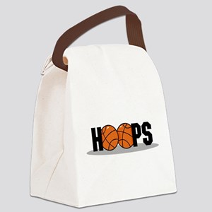 32239910_BLACK Canvas Lunch Bag