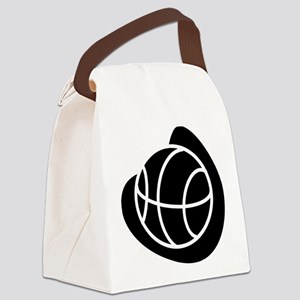 j0325764_BLACK Canvas Lunch Bag