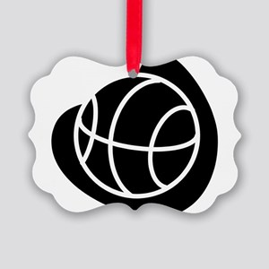 j0325764_BLACK Picture Ornament