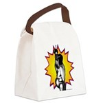 Lunge Canvas Lunch Bag