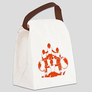 2105930ORANGE.png Canvas Lunch Bag