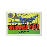 Wendover Field Utah Rectangle Magnet (10 pack)