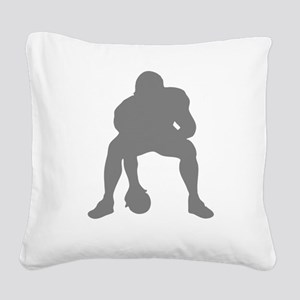 32213829ATOWN3 Square Canvas Pillow