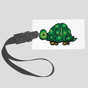 turtle4 Large Luggage Tag